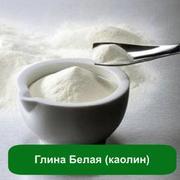 Каолин. Белая глина свойства и применение в косметике